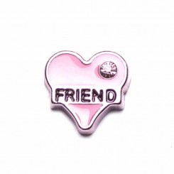 Pink Heart Friend