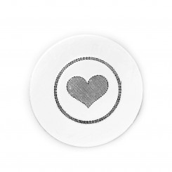 Life Lockets Heart Logo Plate - Exclusive to Life Lockets
