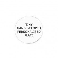Tiny Plate