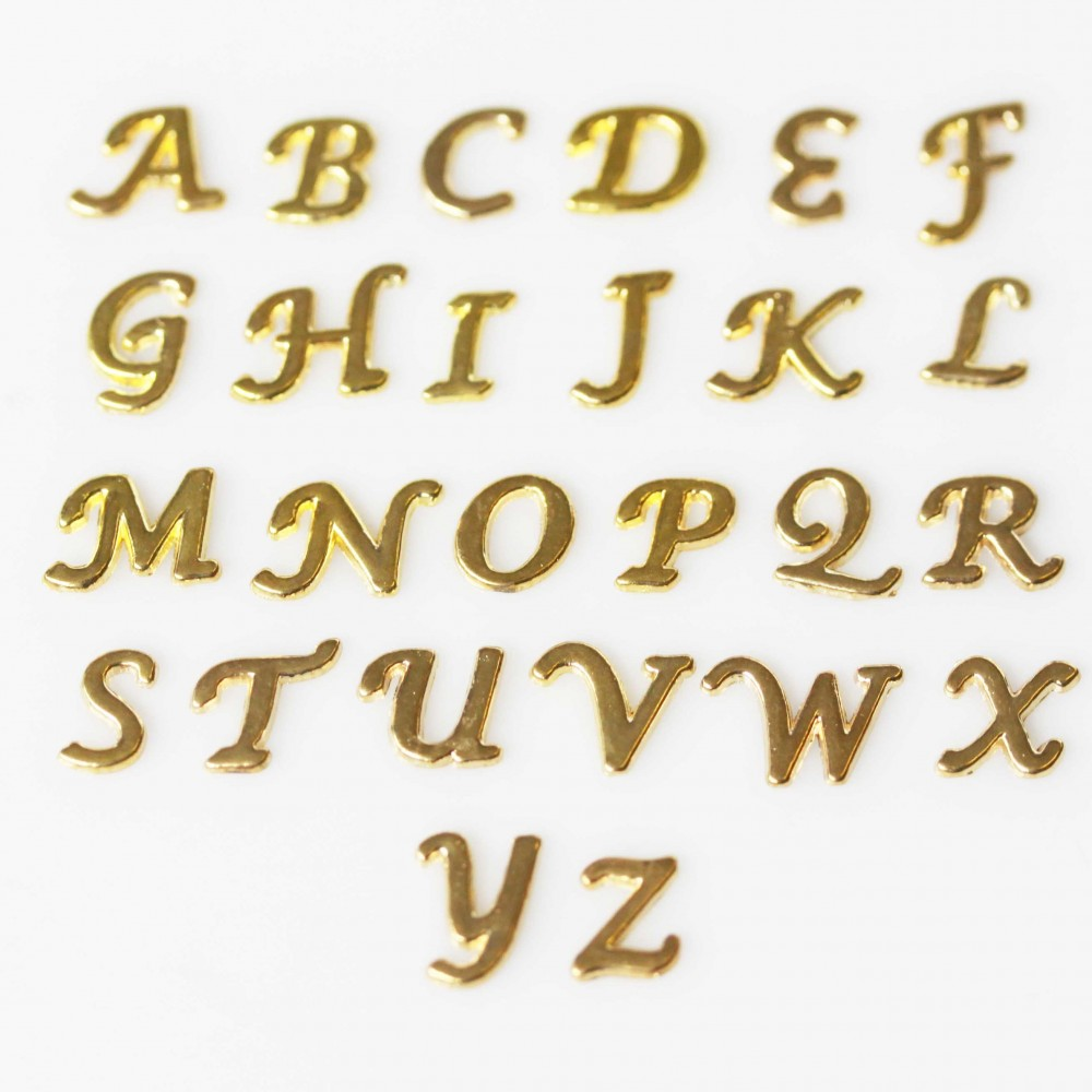 Cursive gold letters thecheapjerseys Images
