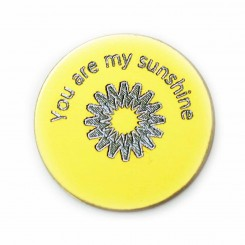 You are my Sunshine Engraved Plate