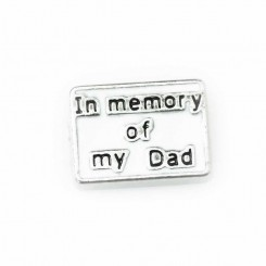 In Memory of my Dad