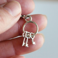 NEW: Keys Dangle Charm