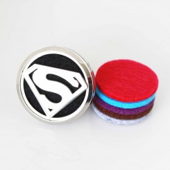Superman Car Locket
