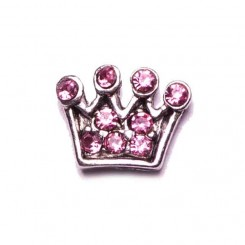 Pink Sparkle Crown