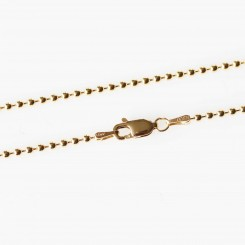 2mm Ball Chain Necklace - Gold Filled FROM $20 click for more lengths options.