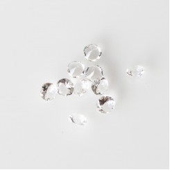 Sparkle Stones - Clear - Pack of 10