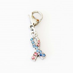 Child Loss Ribbon Dangle