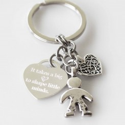 Teacher Gift Keyring