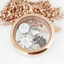 Family Theme Locket
