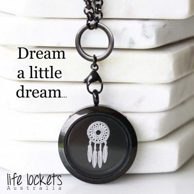 Dream a Little Dream - Plate
