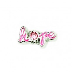 Hope - Pink with Sparkle