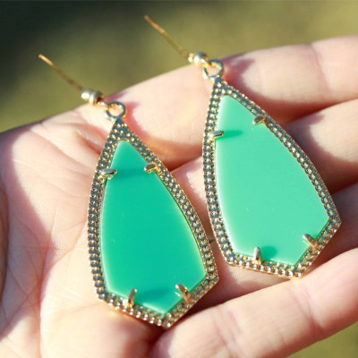Nelly Earrings - Turquoise